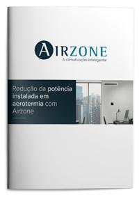 REDUCAO POTENCIA AEROTERMIA AIRZONE